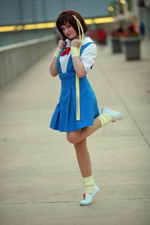 Noriko Takaya from Gunbuster