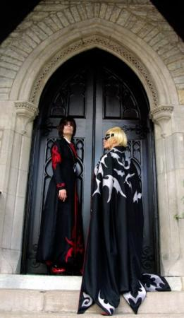 Kamui Shirou from Tsubasa: Reservoir Chronicle worn by Shinteetah