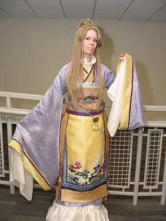 Ryuuki Shi from Saiunkoku Monogatari worn by Shinteetah