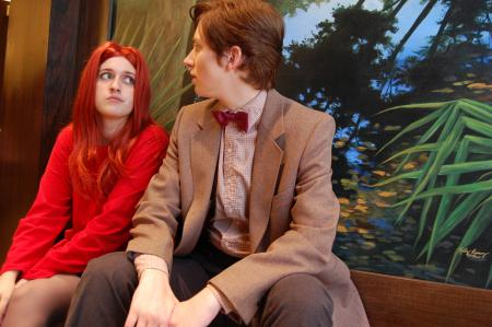 Amy Pond from Doctor Who worn by navigated