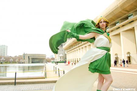 Fuu Hououji from Magic Knight Rayearth worn by HSC-Abby