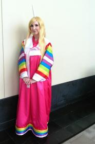 Lady Rainicorn from Adventure Time with Finn & Jake