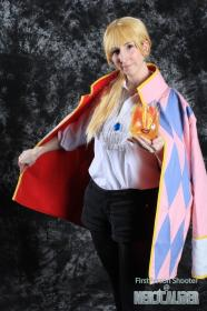 Howl from Howls Moving Castle worn by HSC-Abby