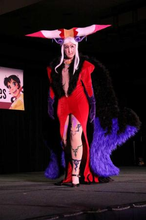 Ultimecia from Final Fantasy VIII worn by LadyAxum