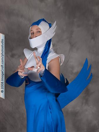 Latios from Pokemon worn by LadyAxum