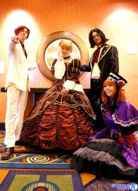 Beatrice from Umineko no Naku Koro ni worn by Mikarin