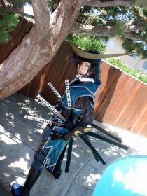Date Masamune from Sengoku Basara 2
