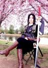 Toshizo Hijikata from Hakuouki Shinsengumi Kitan
