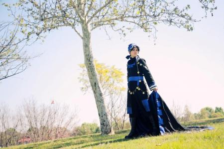 Touya from Tsubasa: Reservoir Chronicle worn by Serey-chan