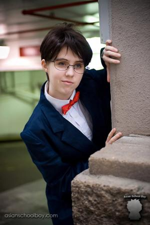 Conan Edogawa from Detective Conan