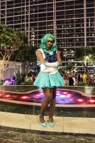 Sailor Neptune from Sailor Moon worn by AeonisPi