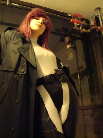 Motoko Kusanagi from Ghost in the Shell S.A.C worn by Itchy Tasty Gal