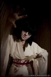 Sae Kurosawa from Fatal Frame II