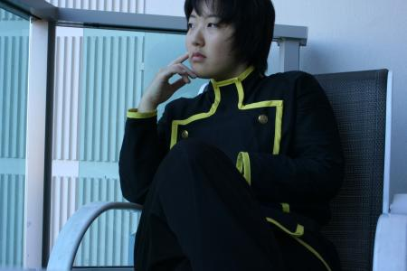 Ashford Academy Student from Code Geass worn by Buunbuun