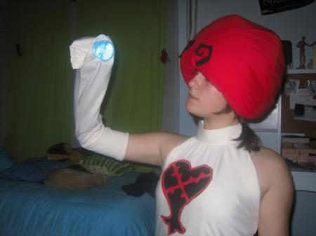 White Mushroom from Kingdom Hearts