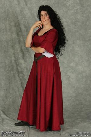 Mother Gothel from Tangled worn by Elycium