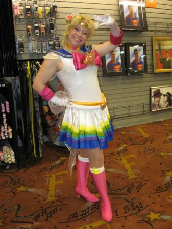 Super Sailor Moon from Sailor Moon Super S worn by Lunaladyoflight