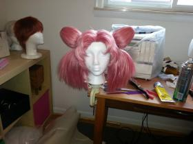 Chibiusa / Rini from Sailor Moon R worn by Lunaladyoflight