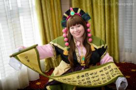 Takiko Okuda from Fushigi Yuugi: Genbu Kaiden worn by Lunaladyoflight