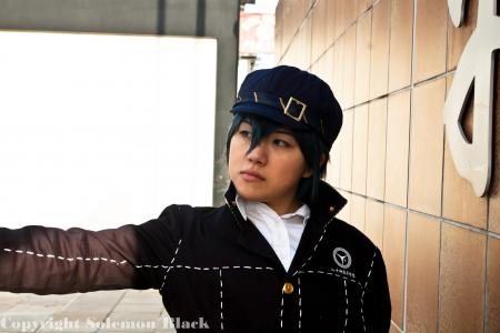 Naoto Shirogane from Persona 4 worn by Linefaced