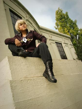 Klavier Gavin from Apollo Justice: Ace Attorney worn by Linefaced