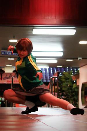 Chie Satonaka from Persona 4 worn by Linefaced