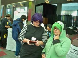 Gaz from Invader Zim worn by DaniLynn
