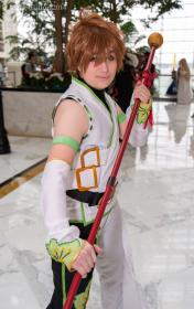 Syaoran from Tsubasa: Reservoir Chronicle  by Hokaido Planet