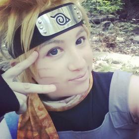 Naruto Uzumaki from Naruto worn by Hokaido Planet