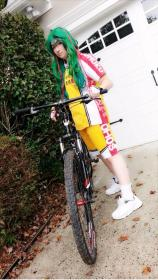 Yuusuke Makishima from Yowamushi Pedal worn by Hokaido Planet