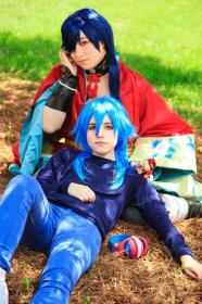 Koujaku from DRAMAtical Murder worn by Hokaido Planet