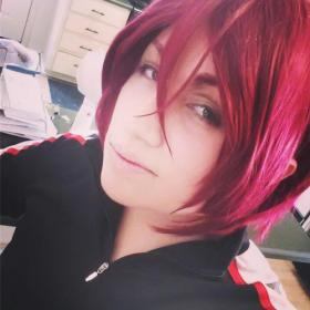 Rin Matsuoka from Free! - Iwatobi Swim Club worn by Hokaido Planet