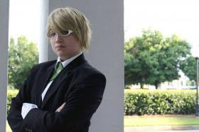 Byakuya Togami from Dangan Ronpa worn by Hokaido Planet