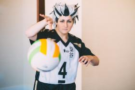 Bokuto Koutaro from Haikyuu!! worn by Hokaido Planet