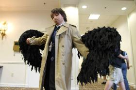 Castiel from Supernatural worn by Hokaido Planet