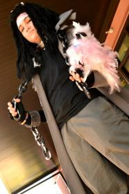 Mink from DRAMAtical Murder worn by Hokaido Planet