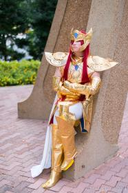 Aquarius Camus from Saint Seiya by Hokaido Planet