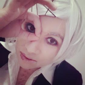 Juuzou Suzuya from Tokyo Ghoul worn by Hokaido Planet