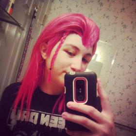 Souda Kazuichi from Super Dangan Ronpa 2 worn by Hokaido Planet