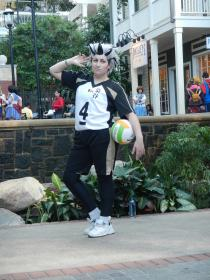 Bokuto Koutaro from Haikyuu!!  by Hokaido Planet