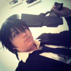 Shinya Kōgami from Psycho-Pass worn by Hokaido Planet