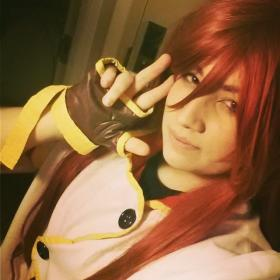 Luke fon Fabre from Tales of the Abyss worn by Hokaido Planet