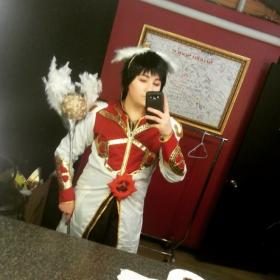 High Priest from Ragnarok Online worn by Hokaido Planet