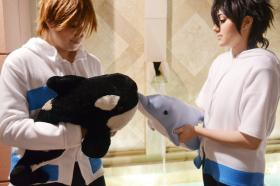 Makoto Tachibana from Free! - Iwatobi Swim Club worn by Hokaido Planet