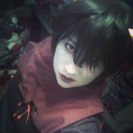 Karkat Vantas from MS Paint Adventures / Homestuck worn by Hokaido Planet