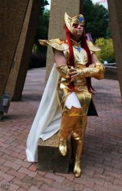 Aquarius Camus from Saint Seiya