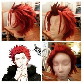 Mikoto Suoh from K / K Project