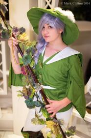 Yunan from Magi Labyrinth of Magic worn by Hokaido Planet