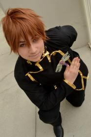 Suzaku Kururugi from Code Geass by Hokaido Planet