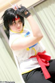 Rei Kon from Beyblade: G-Revolution worn by Hokaido Planet